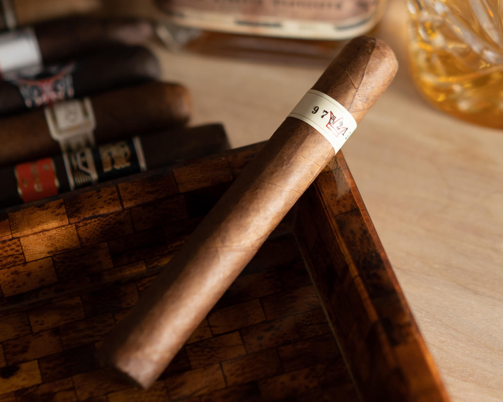 Warped Serie Gran Reserva 1988 Review