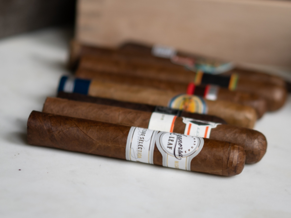 Aganorsa Leaf Signature Selection Review 4