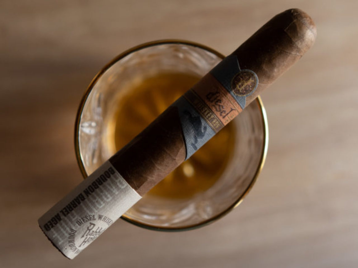 Diesel Whiskey Row Robusto Review
