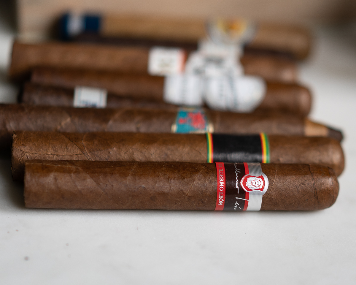 Guillermo Leon Robusto Review 6