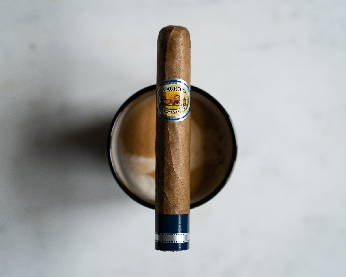 La Aurora Preferidos Sapphire Connecticut Robusto Review