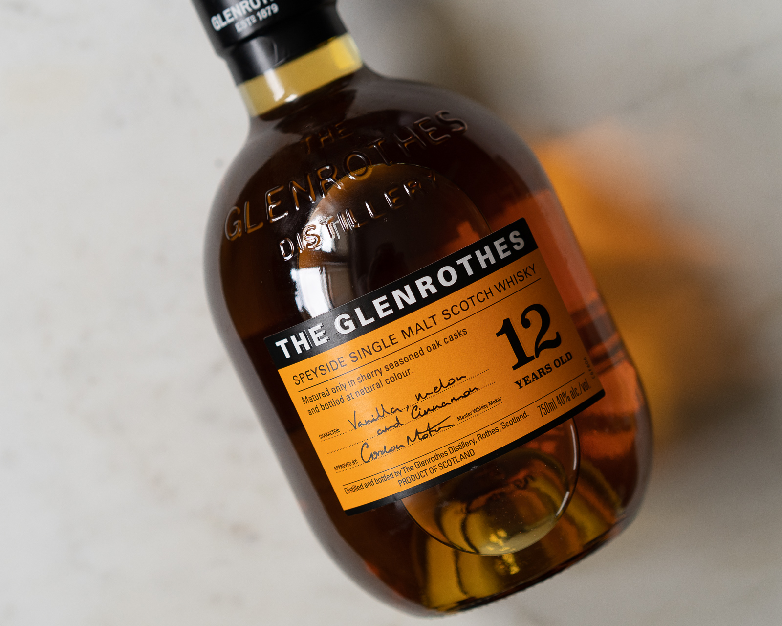 The Glenrothes 12 Years Old Review3