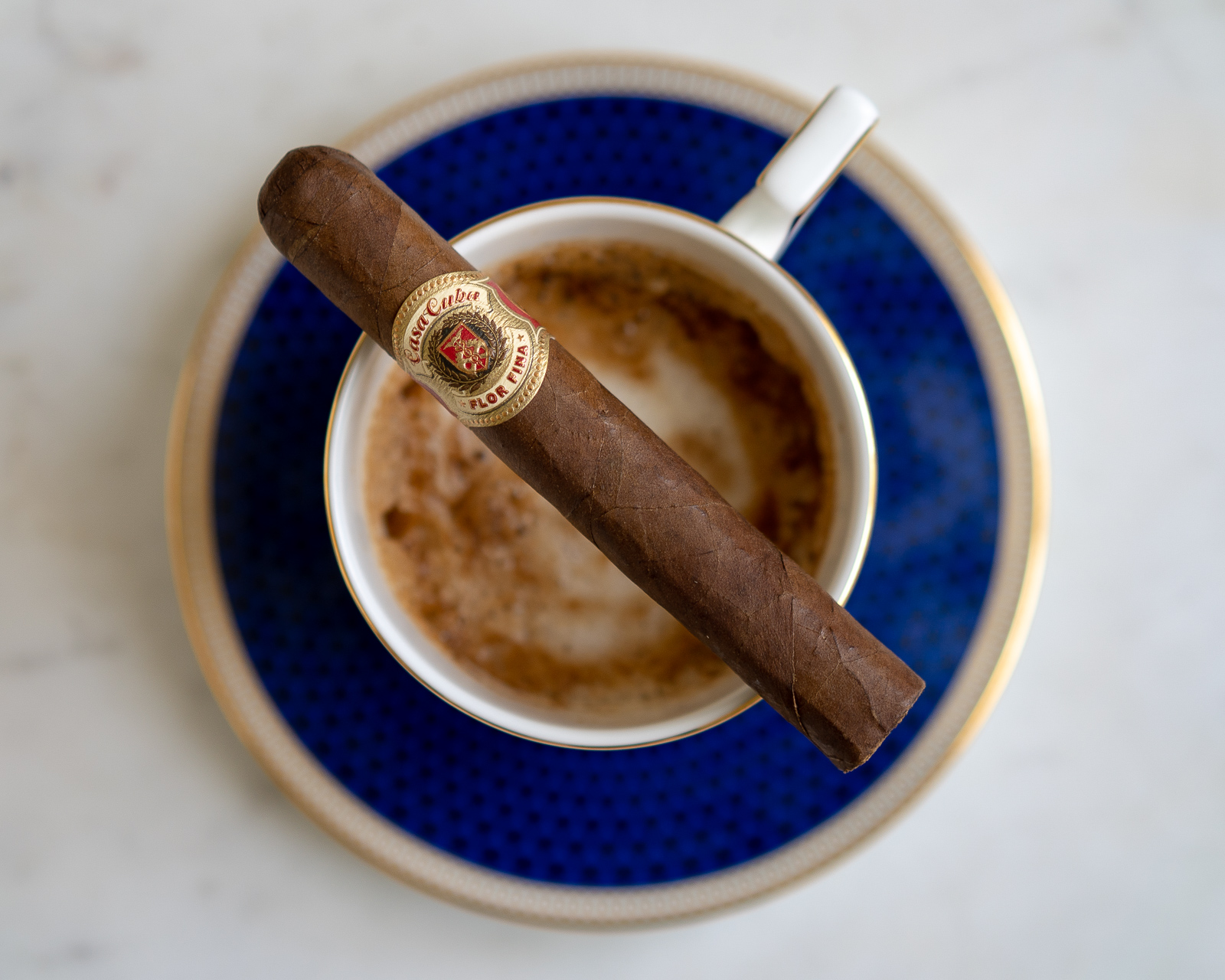 Arturo Fuente Casa Cuba Doble Cinco review 2