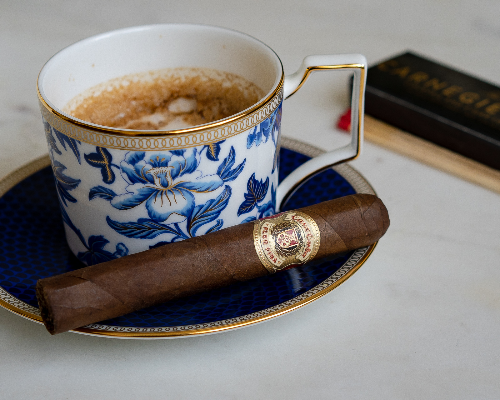 Arturo Fuente Casa Cuba Doble Cinco review