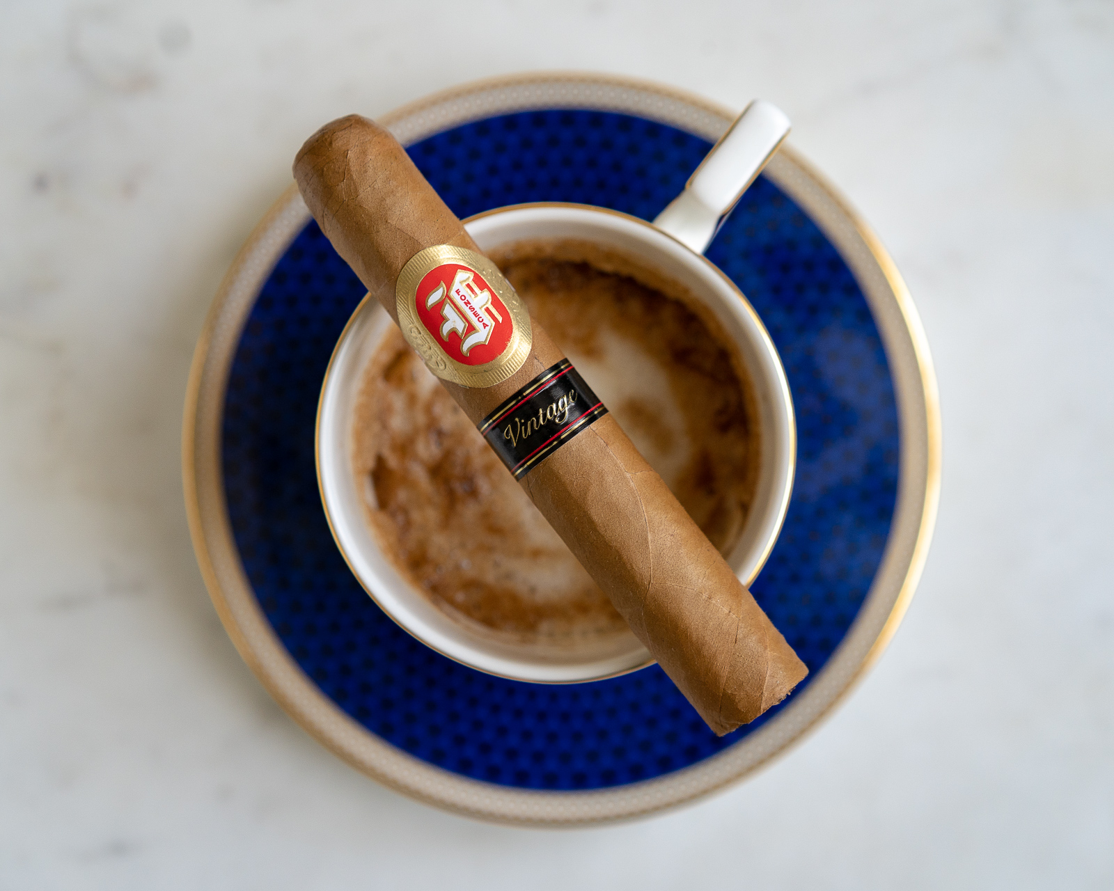 Fonseca Vintage robusto review