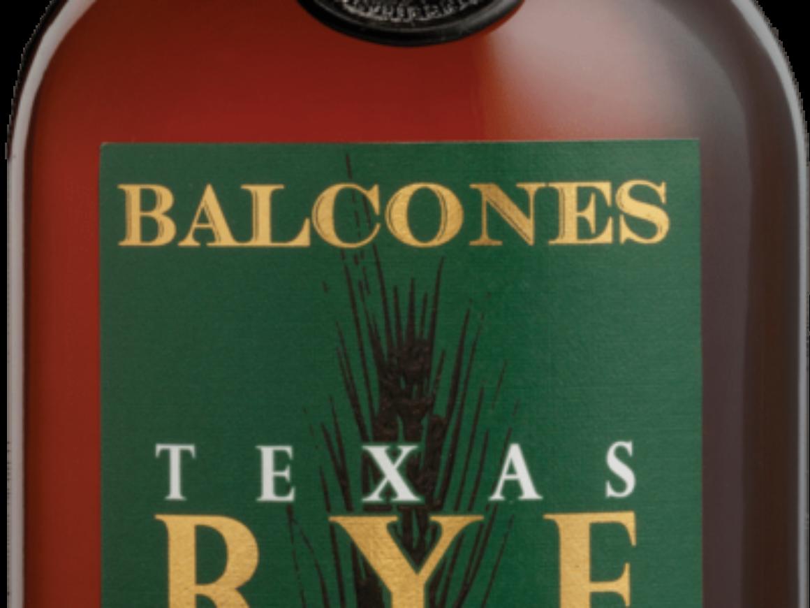 Balcones Texas Rye - When Is a Rye NOT a Rye?