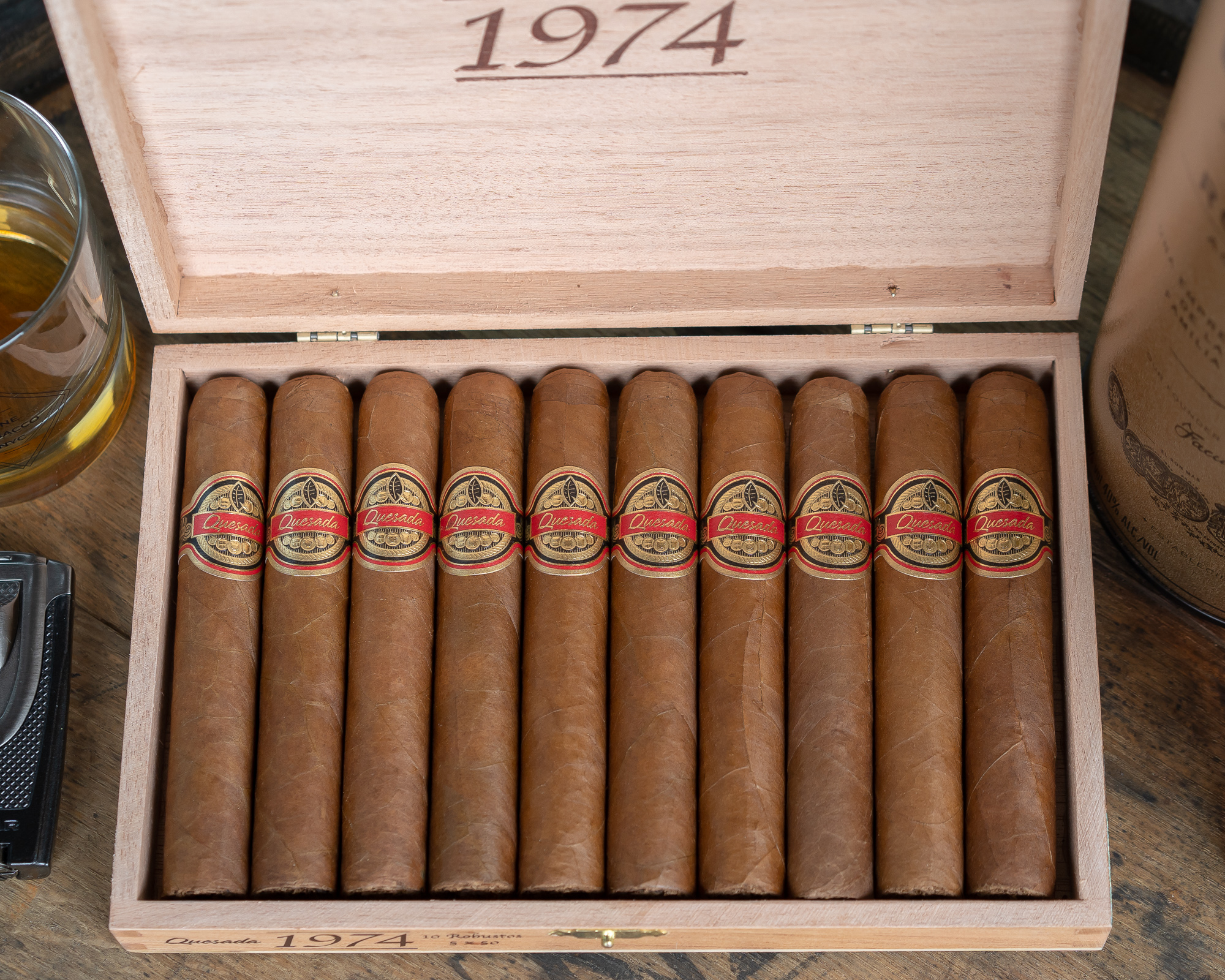 Quesada 1974 Review
