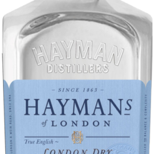 Hayman's London Dry Gin - Get Ready For Multiple Flavors