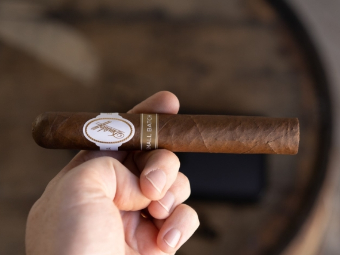 Davidoff Small Batch No 7 review