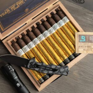 drew estate year of the rat box 2 review