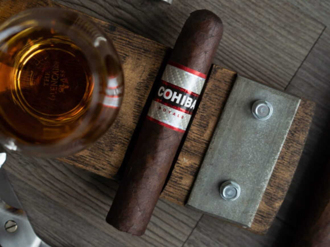 Cohiba Royale Review 2