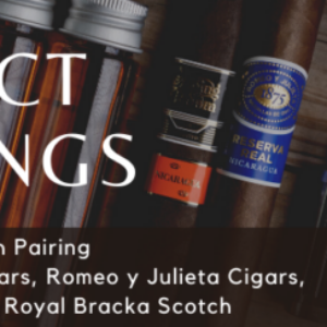 Perfect Pairings #2 – Spirits Editor Pairing Review