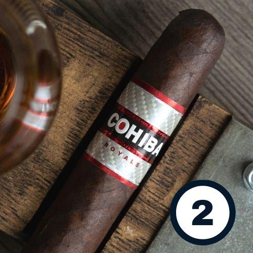 No 2 Cigar of 2020
