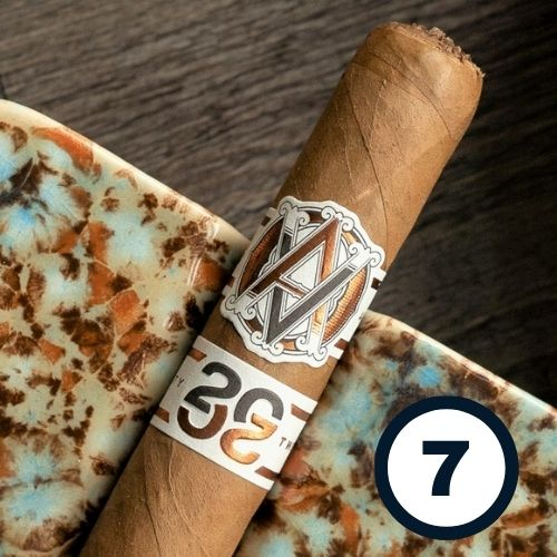 No 7 Cigar of 2020