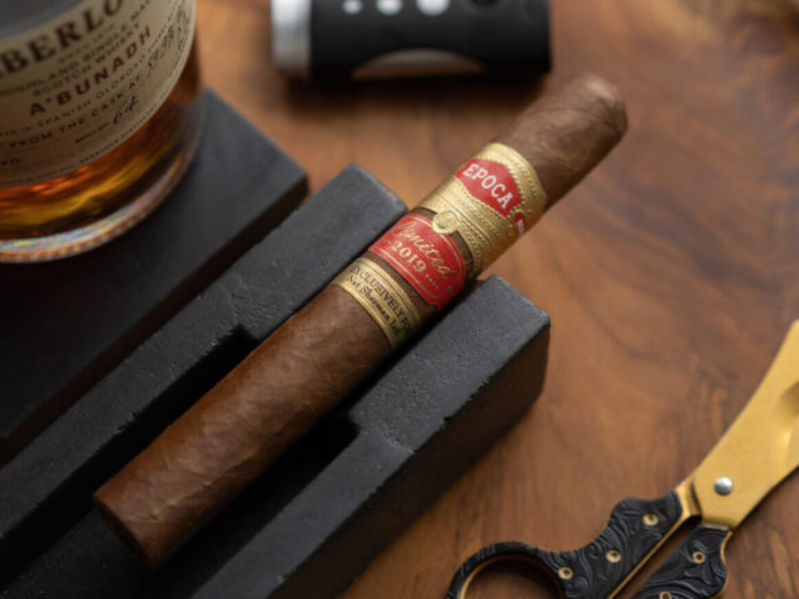 Nat Sherman Epoca Limited Edition 2019 Review 3