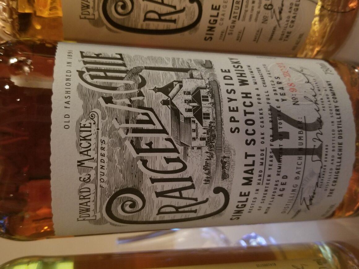 Craigellachie 17 – War for Your Tastebuds